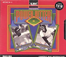 Abc Sports POWER HITTER Philips CD-I Video Game