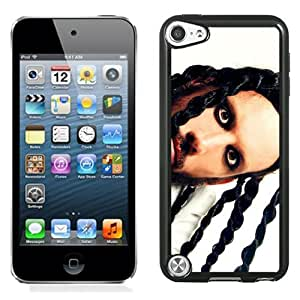 Beautiful Designed Cover Case With Brian Welch Haircut Print Look Shirt For iPod Touch 5 Phone Case