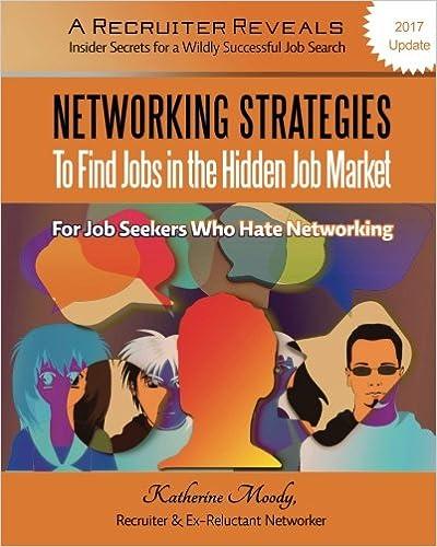 Networking Strategies To Find Jobs in the Hidden Job Market