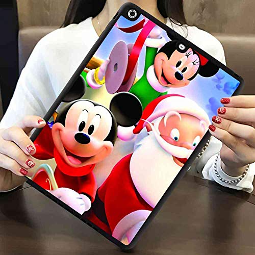 - DISNEY COLLECTION Case for iPad 5 (2013) or iPad 5 [2013] (9.7inch) Animation Colourful Comedy Entertainment Funny Hollywood Disney Santa Claus