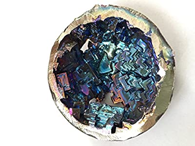 "Bismuth Crystal Geode 2"""