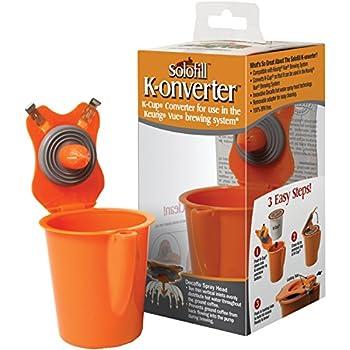 Amazon Com Solofill K Onverter K Cup For Keurig Vue 10723