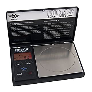 My Weigh SCMT2XL TRITON T2 XL - 1000g by 0.1g Scale