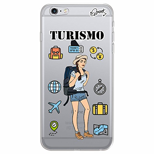 Capa Personalizada para Apple iPhone 6s - TURISMO FEM - Quark
