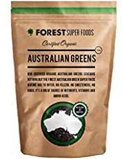 Forest Super Foods Certified Organic 100% Australian Grown Greens Blend (30 day supply) - No imported ingredients, no fillers