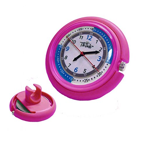 Think Medical Stethoscope Watch Pink