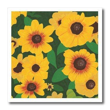 ht-31879-1-cherylsart-flowers-art-patch-of-sunflowers-painting-iron-on-heat-transfers-8x8-iron-on-he