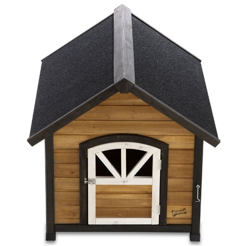 Pet Squeak Doggy Den Dog House, Medium