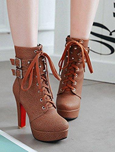 Mode Aisun Aisun Mode Rivets Femme Boucle Rivets Femme Boucle Y4wIO