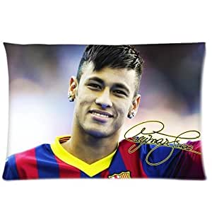 Neymar Barcelona Signature Pillowcases 20x30 Inch