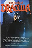 img - for The Book of Dracula book / textbook / text book