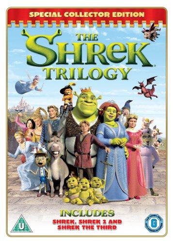 - Shrek [Box Set] [Import anglais]