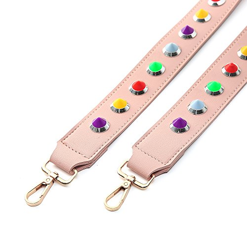 2 Body Stlye Cross Bag Replacement Camera Belt Bag Adjustable Pink Strap YsinoBear Messenger Strap Shoulder Handbag 5 DIY Changeable gYqxtU