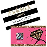 Girls Night Out - Bachelorette Party Game Scratch Off Cards - 22 Count
