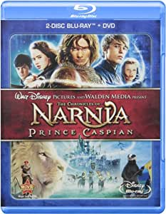 The Chronicles of Narnia: Prince Caspian [Blu-ray + DVD] (Bilingual)