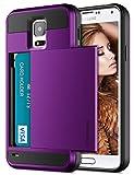 Vofolen Case for Galaxy S5 Case Hybrid Cover Galaxy