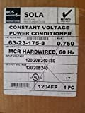 Sola HD 63-23-175-8 Specialized Power ICs and Modules