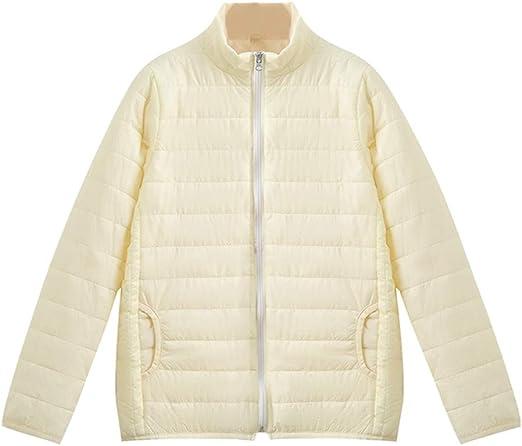 Cerlemi Damen Outdoor Jacke Ultraleichte Winter Daunenjacke