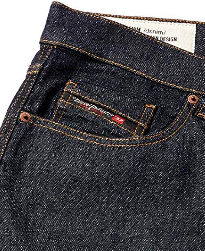 Diesel D-STRUKT 009EI Jeans Męskie: Odzież