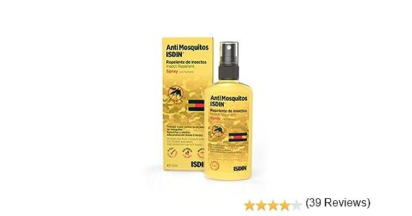ISDIN Spray Repelente DE Insectos Anti Mosquitos - 100 ml.: Amazon.es