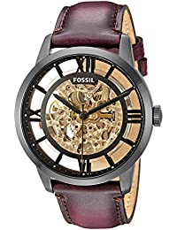 Fossil Men's Townsman-ME3098 Brown Watch