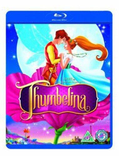Blu-ray : Thumbelina (Blu-ray)