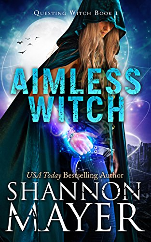Aimless Witch (Questing Witch Series Book 1) cover