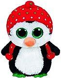 Ty Beanie Baby–ty36950–Plush–Beanie boo' S Freeze The Penguin–Medium