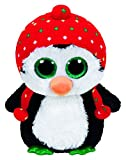 Ty Beanie Boos Freeze The Penguin Medium 9-inch Soft Plush