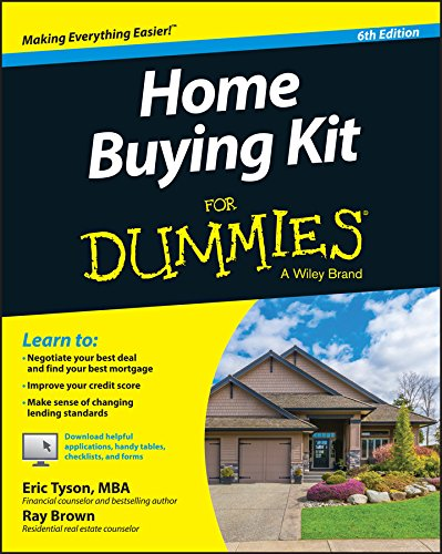 Home Buying Kit For Dummies (Mortgage Kit)
