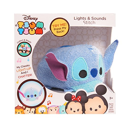 Disney Tsum Lights Sounds Stitch