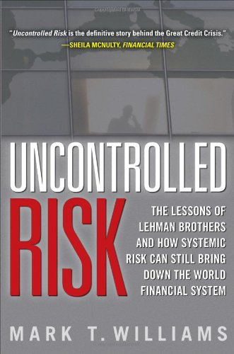 Uncontrolled Risk by Mark Williams, Publisher : McGraw-Hill