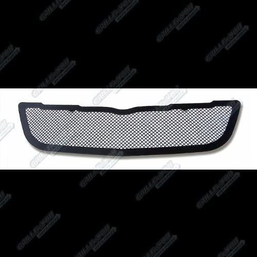 APS R76525H Black Powder Coated Grille Replacement for select Chrysler Crossfire Models