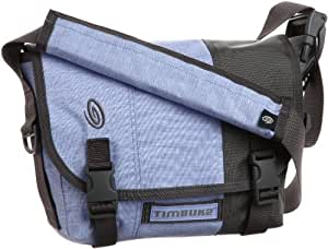 Timbuk2 Classic Messenger Bag 2013, Quartz Blue/Quartz Blue/Gunmetal, X-Small
