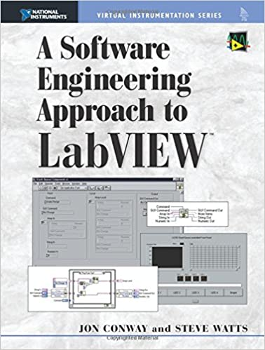 A Software Engineering Approach to LabVIEW: Jon Conway