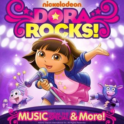 Rocks Dora - Dora Rocks