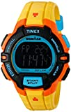 Timex Men's TW5M02300 Ironman Rugged 30 Yellow Color Block Resin Strap Watch