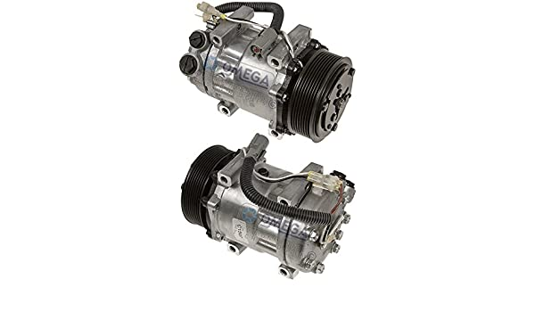 New AC A//C Compressor Fits Ford Sterling Applications Replaces 7804 4474 7731