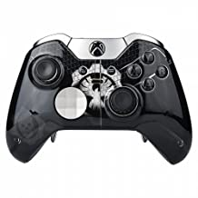 Midnight Xbox One Elite Modded Rapid Fire Controller, Works With All Games, COD, Infinite Warfare, Destiny, Rapid Fire, Dropshot, Akimbo & More