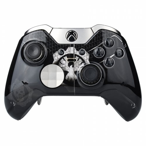 'Black Night' Xbox One ELITE Rapid Fire Custom Modded Controller 40 Mods for All Major Shooter...