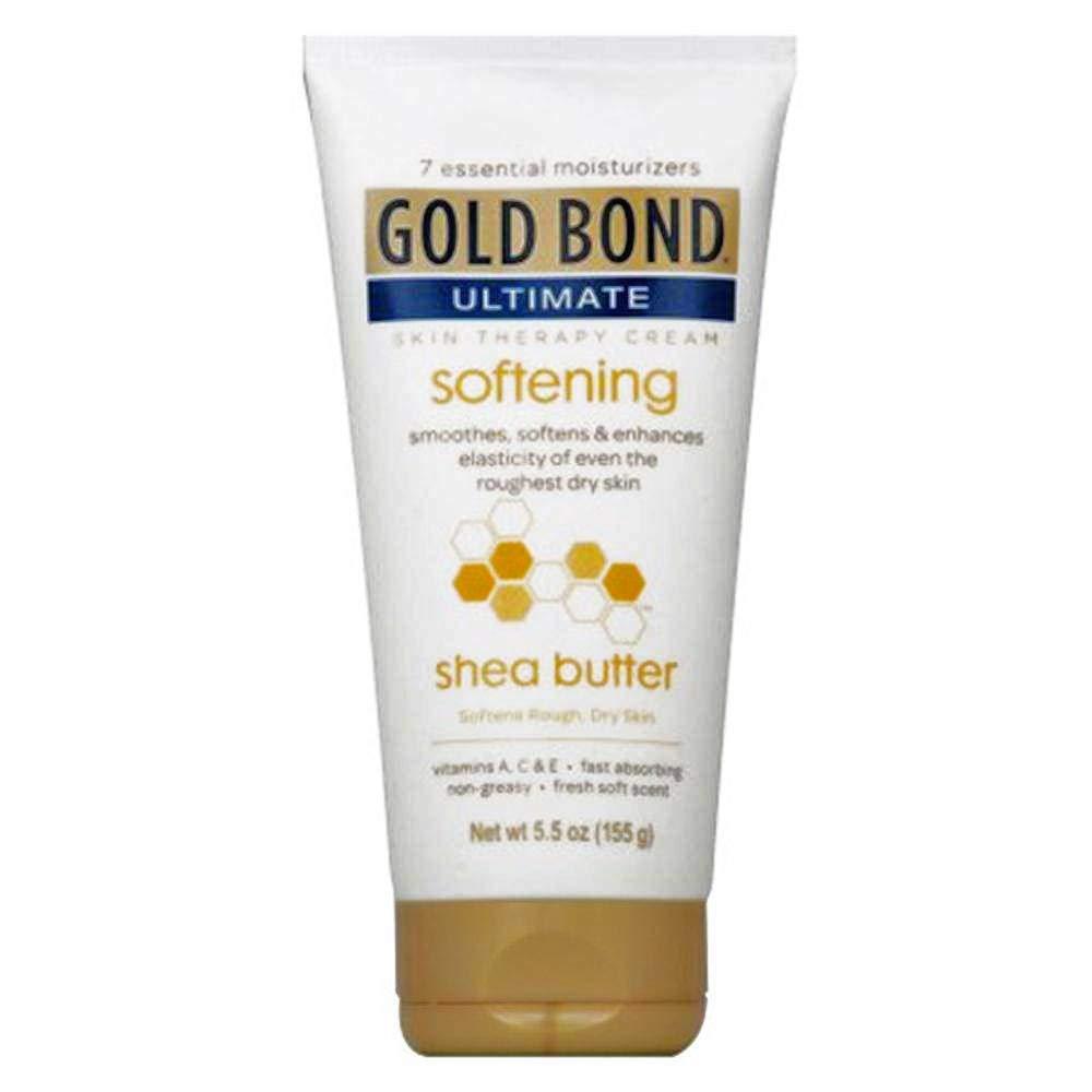 Gold Bond Ult. Shea Butter Cream 5.5oz 2pk
