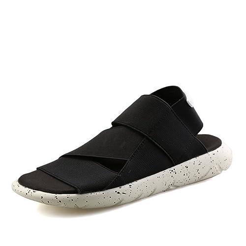 Sandalias De La Personalidad De Los Hombres,Zapatillas Casual De Verano Paño Neto: Amazon.es: Zapatos y complementos