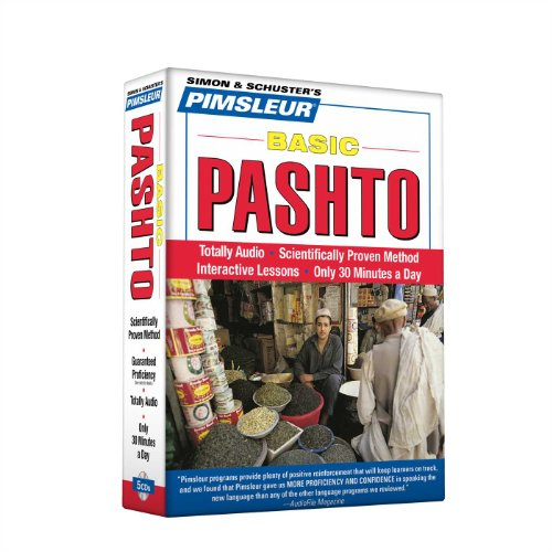 Pimsleur Pashto Basic Course - Level 1 Lessons 1-10 CD: Learn to Speak and Understand Pashto with Pimsleur Language ()