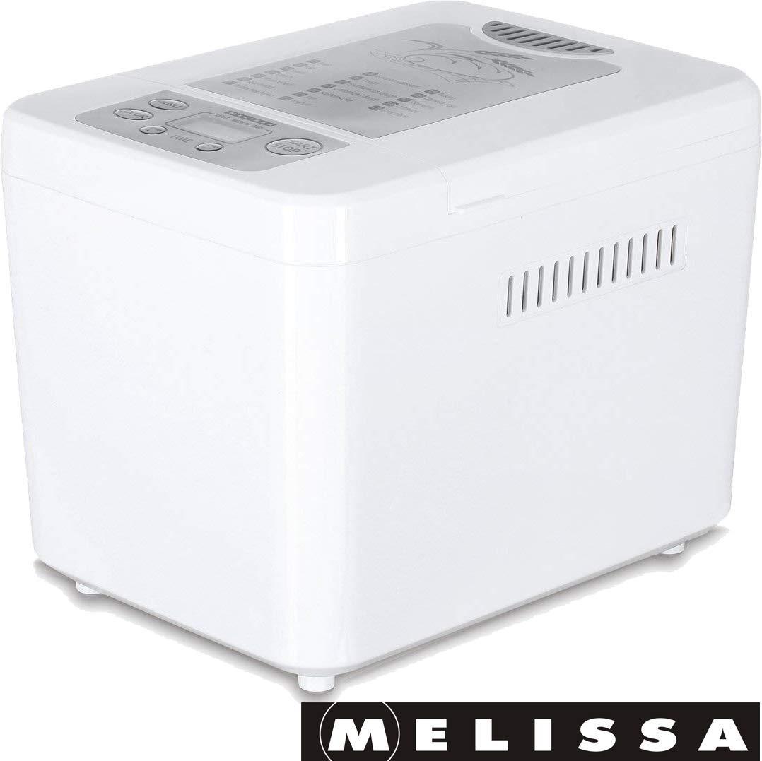Melissa 16260010 - Panificadora (con preparación automática ...
