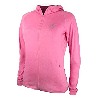 BAD GIRL Training Hoodie-Pink