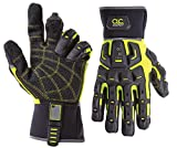 CLC Custom Leathercraft 615L Extreme Heavy Duty Energy Kevlar Gloves, Large