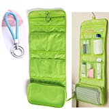 Hanging Toiletry Bag Cosmetic Travel Kit for Men