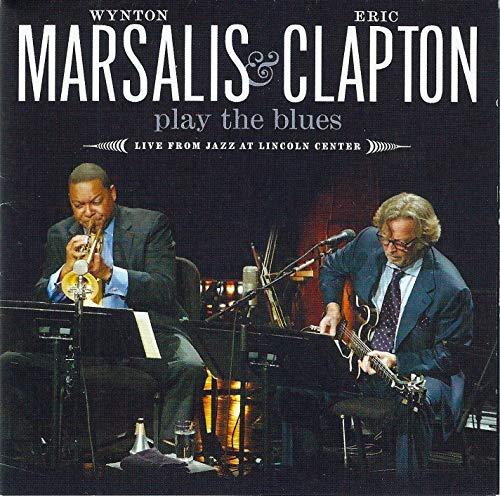 MARSALIS, WYNTON / CLAPTON, ERIC - PLAY THE BLUES : WITH BONUS DVD
