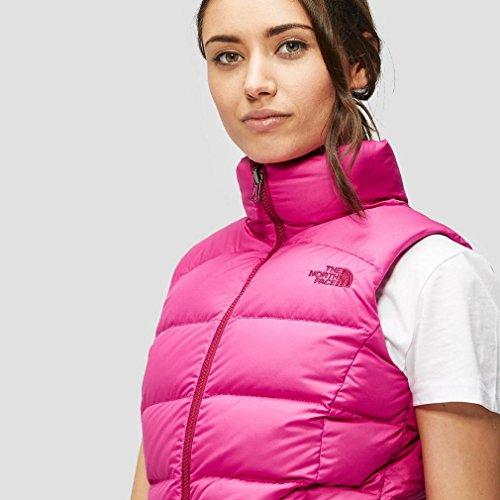 364b3c292828 THE NORTH FACE Women s Nuptse 2 Vest-Passion Pink