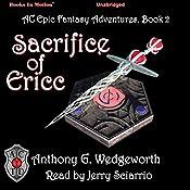Sacrifice of Ericc: Altered Creatures Epic Adventures, Book 2 | Anthony G. Wedgeworth